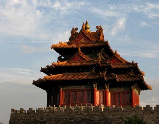 Torre em Pequim. Foto: Mingzi Zhongqiu / Divulgação