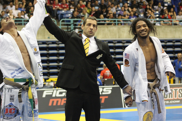 Lessons from Canuto, the one who topped Benson Henderson in Pan 2013