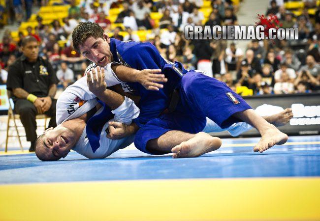 Marcus Buchecha at the World 2012 IBJJF Jiu Jitsu Championship