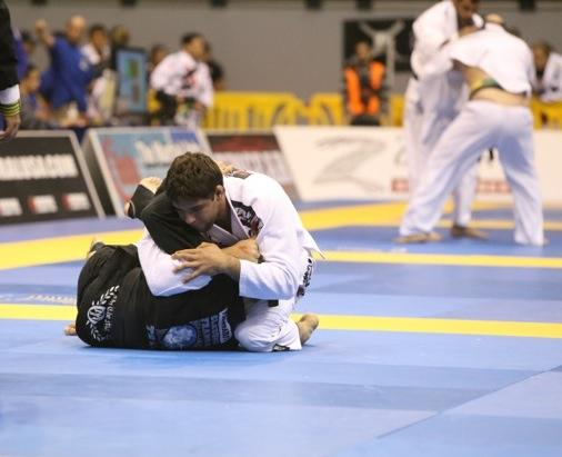 Marcus Bochecha segue na briga pelo ouro. Foto: Ivan Trindade/GracieMag