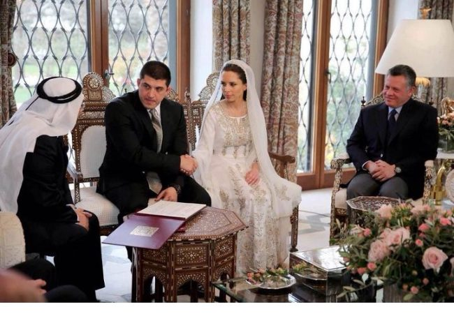 Jiu-Jitsu professor marries princess in Jordan