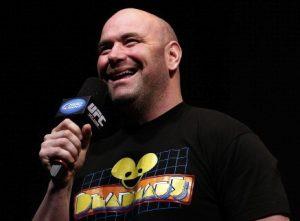 Dana White, presidente do UFC. Foto: Josh Hedges/Zuffa LCC via Getty Images