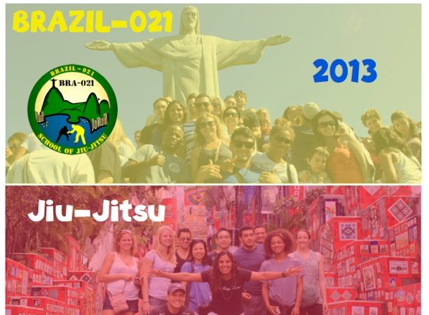 Reserve your spot for Brazil-021 camp in Rio this summer!