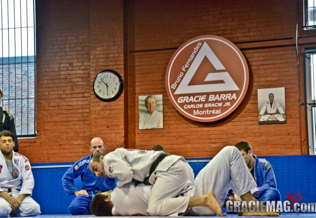 Gracie Barra Montreal: Bruno Fernandes harnesses learning power in brick laboratory