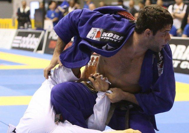 Relembre Buchecha x André Galvão no absoluto e se inscreva no Pan 2014