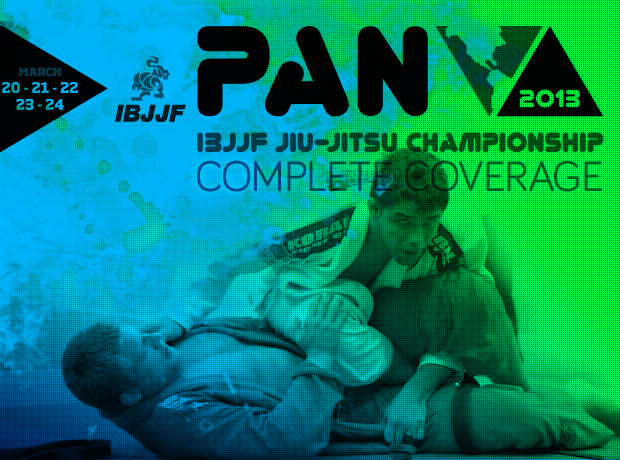 The best coverage of the 2013 Pan is on GracieMag