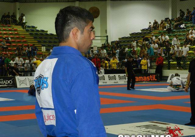 Copa Pódio de Jiu-Jitsu: Guto Campos retorna contra Felipe Preguiça