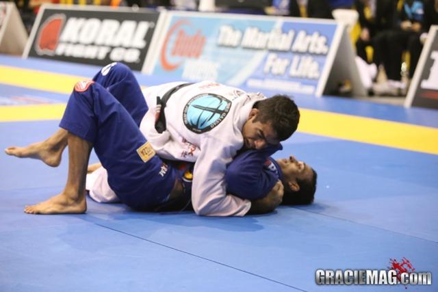 Guto Campos comenta batalha eletrizante contra Romulo Barral no Pan 2013