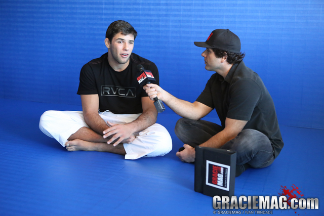 "Watch Now: GracieMag interview with Marcus ""Buchecha"" Almeida"