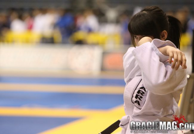 2013 Pan: day 1 filled with white belt stories