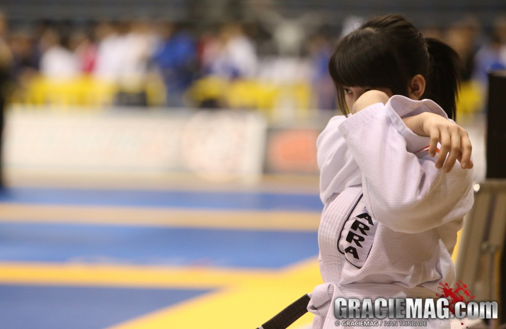 2013 Pan Day 1 was all about the white belts