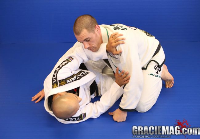 Rafael Lovato Jr. gave GracieMag.com readers a taste of his guard passing system
