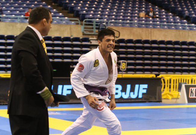 Celebrate Michael Liera Jr's birthday watching him become world champion