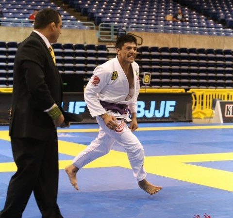Pan 2013: peso leve Michael Liera Jr. vence o absoluto na faixa-roxa
