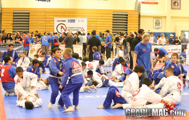 Gracie Barra network invites for the 1st Copa Carlos Gracie Sr, on Oct. 11