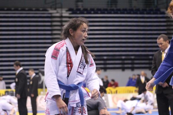 Invicta FC champ Carla Esparza earns silver at 2013 Pan Jiu-Jitsu Tournament