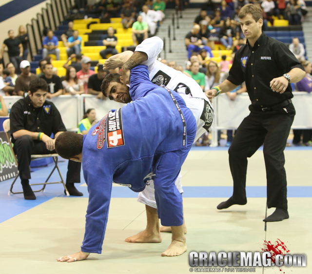 Leandro Lo was unbeatable at the 8th Arizona Open