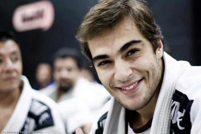 Vídeo: o treino de Luiz Panza e Rafa Mendes antes do Pan de Jiu-Jitsu