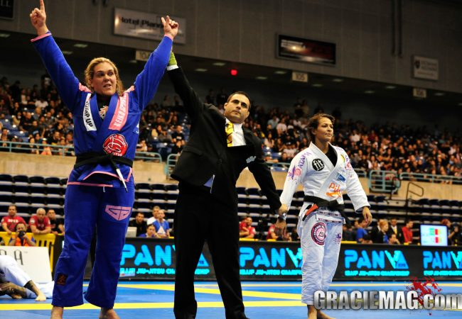2013 Pan: Black belt females claim winners by close-outs and close calls