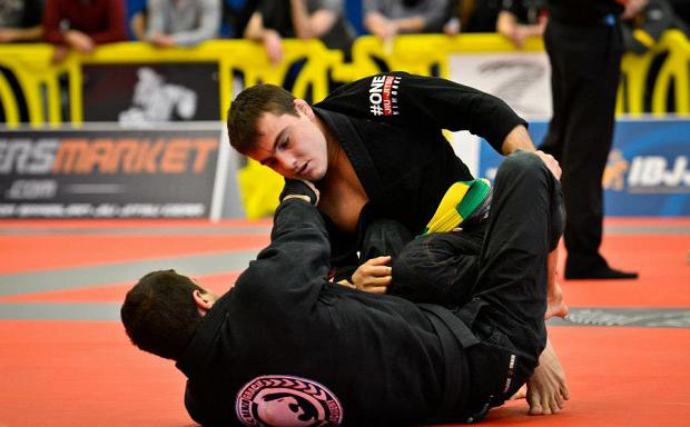 Boston Open de Jiu-Jitsu: o duelo dos levinhos Renan Borges e Kim Terra