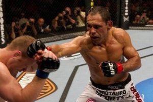 Rogerio-Minotouro no UFC Foto Divulgacao