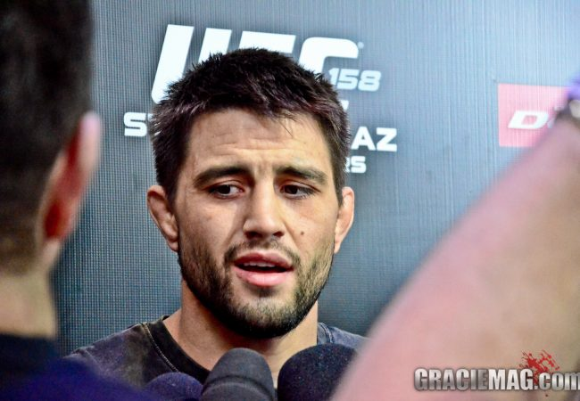 UFC 158 VIDEO: Carlos Condit discusses training approach for Hendricks