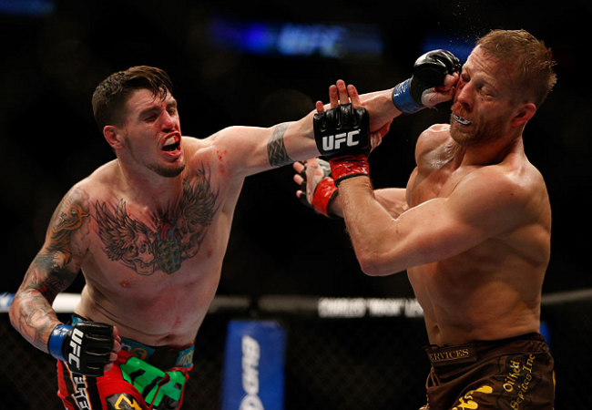 Faixa-roxa Chris Camozzi e o primeiro objetivo: chegar ao top 10 no UFC