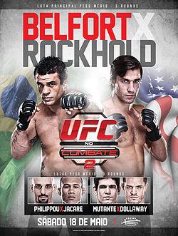 Em quase 3 horas, 2 tipos de ingressos se esgotam para o UFC em Jaraguá do Sul