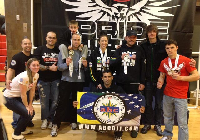 ABC BJJ Team in New York