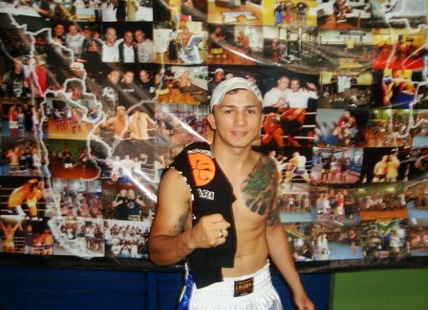 Ex-TUF Anistávio Gasparzinho encara desafio no Ceará