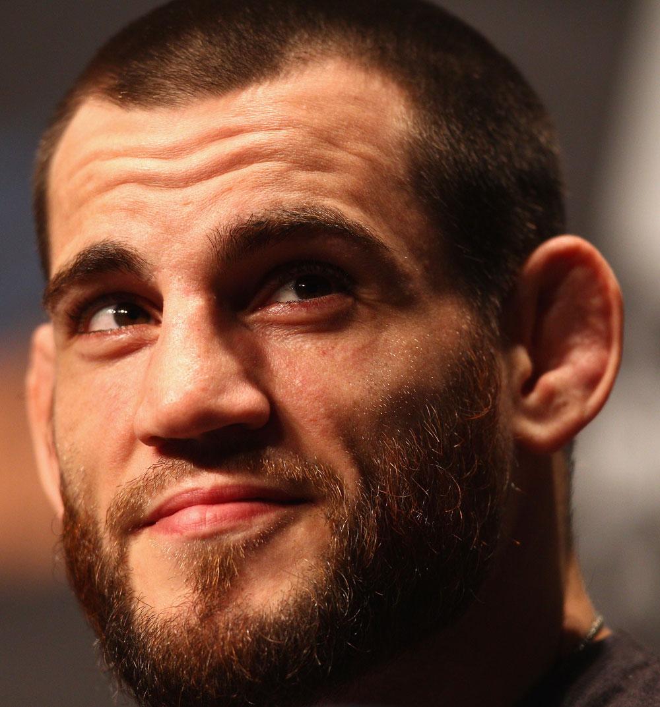 Jon Fitch estava entre os dez de sua categoria ao ser demitido do UFC. Foto: Divulgação/UFC