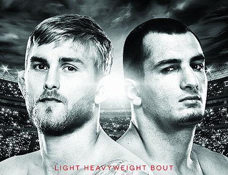 UFC vai à Suécia com Gustafsson vs Mousasi. Confira o card do evento