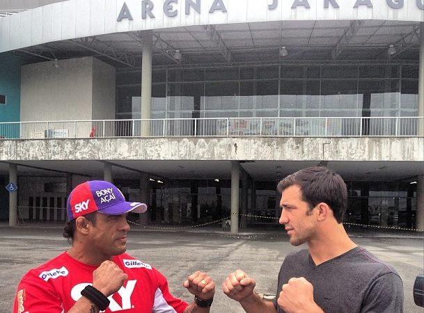 Coletiva de Imprensa pré UFC no Combate 2. Assista aqui