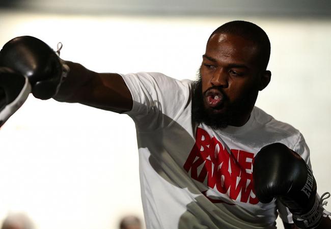 Jon Jones x Glover Teixeira confirmados no UFC 171