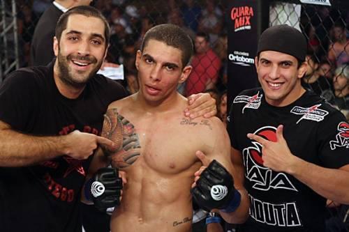 UFC: Lucas Mineiro e Felipe Sertanejo falam sobre os próximos combates