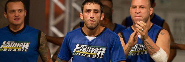 Marcos Vina se machuca e Bruno Jacaré pede para substituí-lo no UFC no Combate