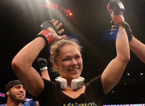 "Dana White anuncia: ""Ronda Rousey será a próxima treinadora do 'TUF' """