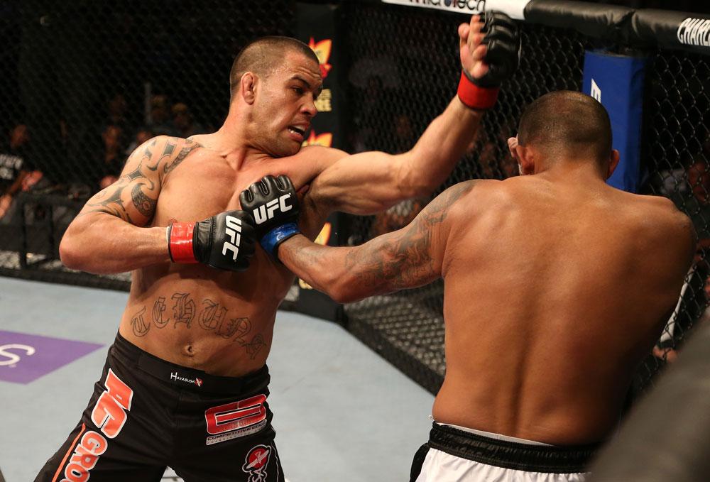 Te Huna busca sua quinta vitória consecutiva no UFC. Foto: Ezra Shaw/Zuffa LCC via Getty Images