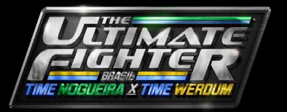 TUF Brasil 2: Time Werdum vs Time Nogueira. Foto: UFC/Reprodução