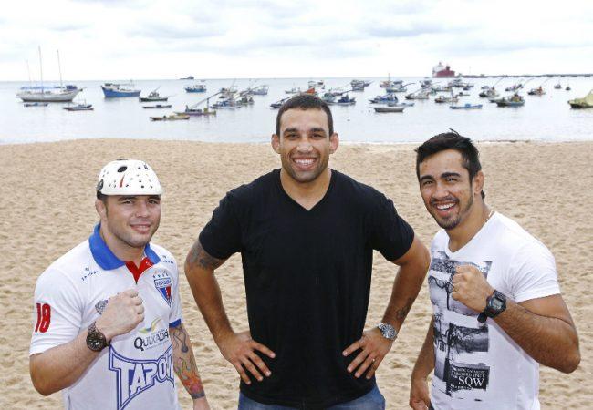 UFC anuncia venda de ingressos para TUF Brasil 2 Finale em Fortaleza
