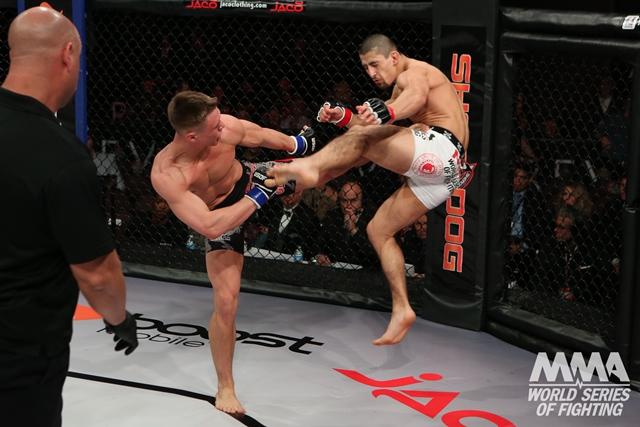 """NBC lança seu reality show de MMA: """"WSOF – Futuros campeões"""""""