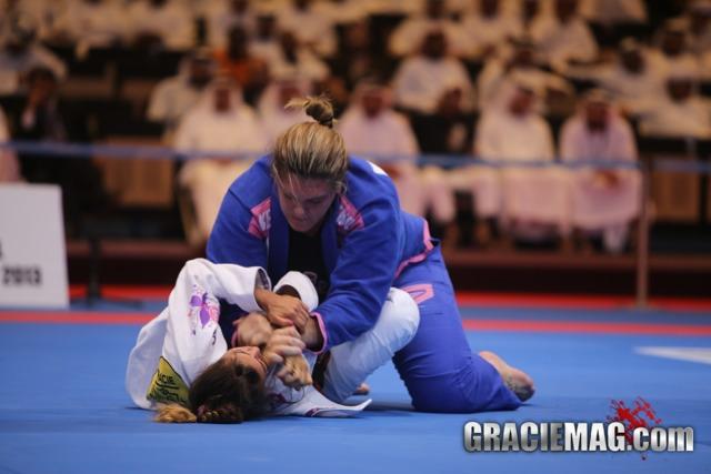 Gabi Garcia champion 2013 WPJJC Abu Dhabi