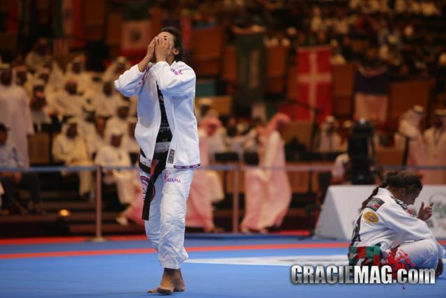 WPJJC 2013: a final entre Bia Mesquita vs Luanna Alzuguir, em Abu Dhabi