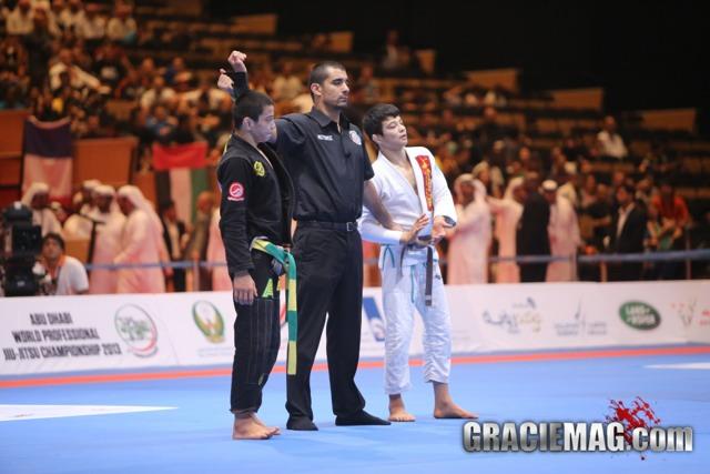 O duelo dos irmãos Miyao em Abu Dhabi e os resultados da faixa-marrom no WPJJC