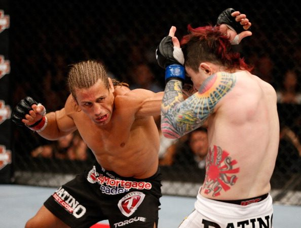 Knockouts and submissions mark the end of TUF 17