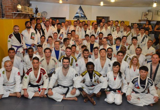 Prepare for the IBJJF NY Open with Alliance NYC and register today!