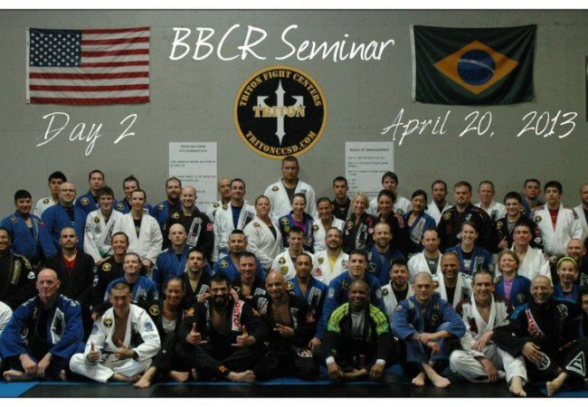 GMA Triton Fight Center hosts successful seminar with ten black belts