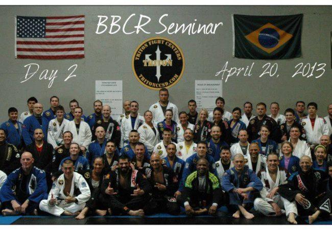 GMA Triton Fight Center hosts successful seminar with ten black belts