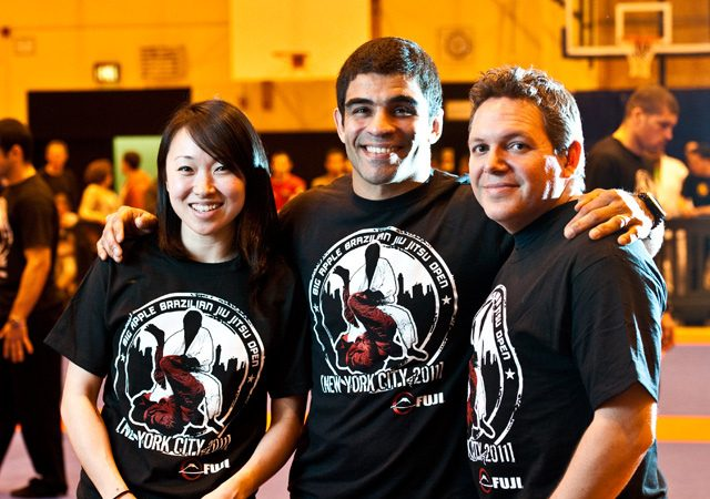 Promote New York BJJ; Register for the 3rd Big Apple BJJ Open May 18!