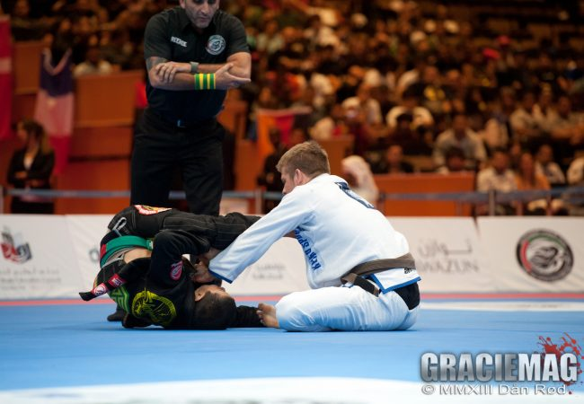 Referee explains disqualifying Miyao and Keenan in WPJJC